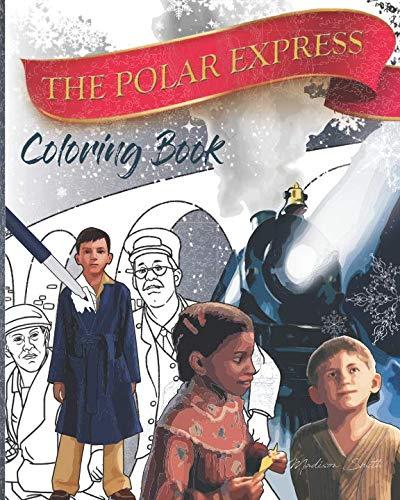(Polar Express: The Coloring Book)