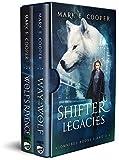 Bargain eBook - Shifter Legacies  Books 1 2
