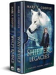 Shifter Legacies: Books 1-2