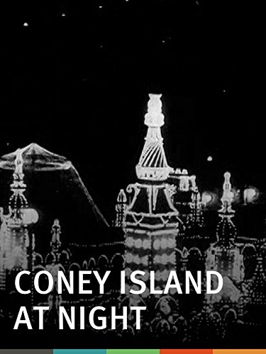 Coney Island at Night