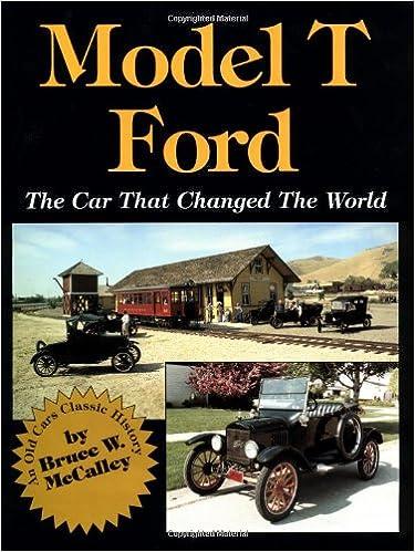 ford model t books