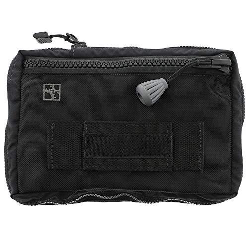 DGX Gears Horizontal Expandable Zipper Pocket
