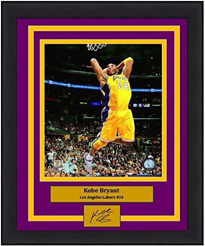 b37fa1b9012 Lakers Kobe Bryant Slam Dunk 8