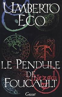 Le Pendule de Foucault, Eco, Umberto