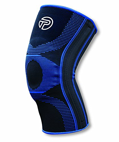 Pro-Tec Athletics Gel Force Knee Sleeve, Medium (Protec Gel)