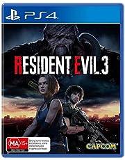 Resident Evil 3 (PlayStation 4)