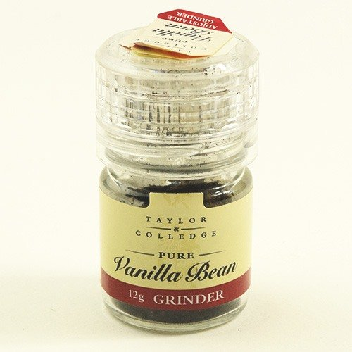Taylor & College vanilla beans grinder by Taylor & College