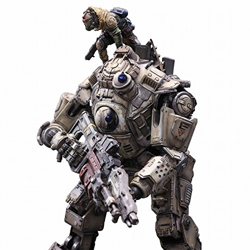Titanfall Play Arts Kai Action Figure Figura Atlas 25 cm Square Enix