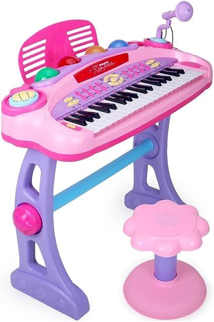 JTQMDD Piano para Principiantes, bebé multifunción, Piano ...