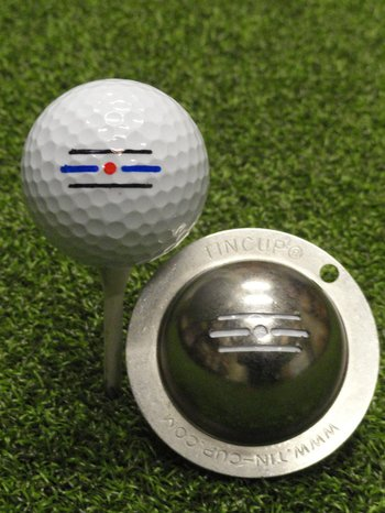 Tin Cup Route 66 Golf Ball Marker