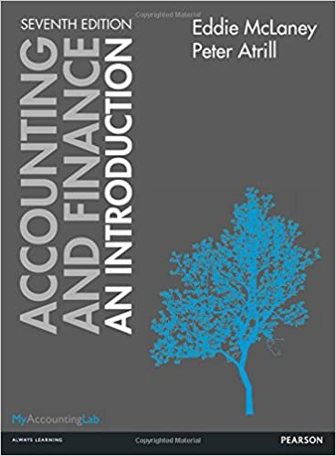 Accounting and finance an introduction amazon dr peter accounting and finance an introduction amazon dr peter atrill eddie mclaney 9781292012568 books fandeluxe Choice Image