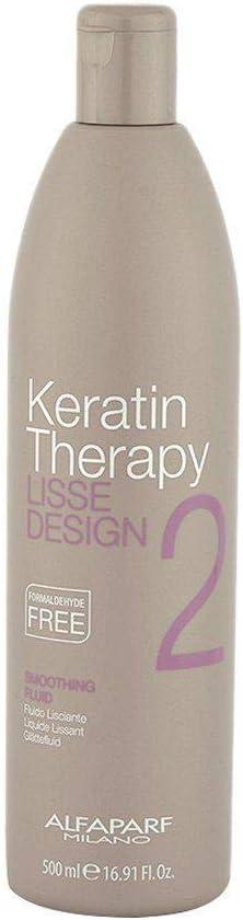 Alfaparf Lisse Design Keratin Therapy, Fluido Para Suavizar 500 ml