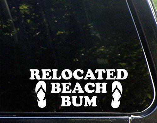 Relocated Beach Bum - 8-3/4
