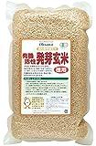 国内産有機活性発芽玄米