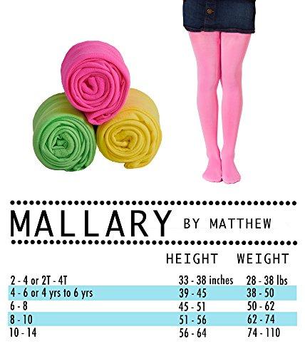 18dddd92beb Jual Mallary Girls Microfiber Tights 3-Pack Multiple Colors - Tights ...