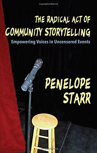 The Radical Act of Community Storytelling: Empowering Voices in Uncensored Events