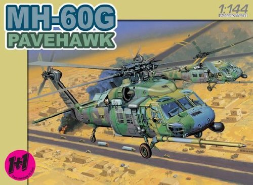 MH-60G Pavehawk Helicopter 1-144 Dragon