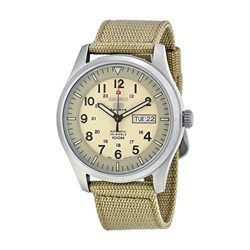 - Seiko 5 Sport Automatic Men's Watch SNZG07