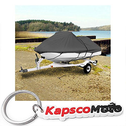 Gray Trailerable PWC Personal Watercraft Cover Covers Fits 2-3 Seat Or 127