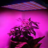 Lvjing® High Power 50W Led Plant Grow Light Panel 1365 Led Red + Blue for Hydroponic Plants Flowers Vegetables Greenhouse Hydro Lighting AC 85-265V
