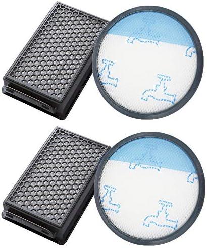 iAmoy Kit de Filtro de Espuma y HEPA Compatible con Rowenta RO3731EA,RO3753EA,RO3718EA,RO3724EA,RO3753EA,RO3786EA,RO3798EA,Tefal & Moulinex Compact Power Cyclonic Series Aspiradora: Amazon.es: Hogar