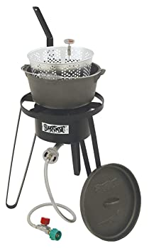 Bayou Classic B159 Cast Iron Outdoor Cooker