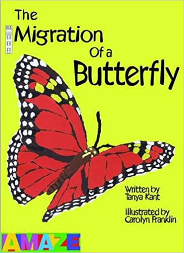 Book The Migration of a Butterfly (Amaze)