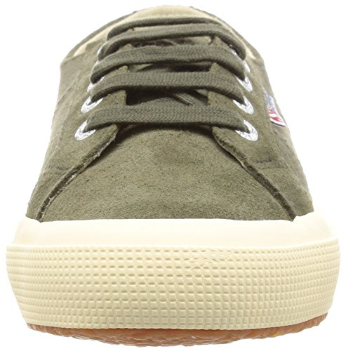 Superga Sneakers military Noir Mixte S003sr0 Green Basses Adulte damen 595 TwBnqTEr17