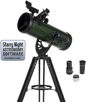 Celestron ExploraScope 114AZ Reflector Telescope