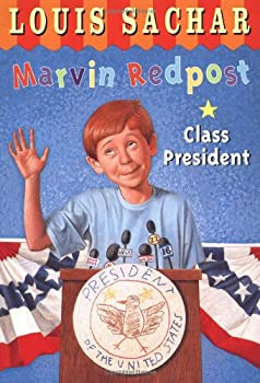 Class President (Marvin Redpost, No. 5) (A Stepping Stone Book(TM)) 0439106303 Book Cover