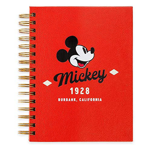 Disney Mickey Mouse Journal with Sticky Notes
