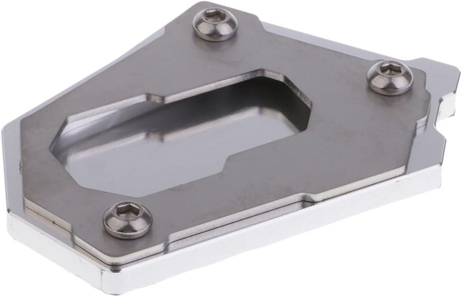 KESOTO Metall Seitenst/änder Verbreiterung Kickstand Pad f/ür BMW R1200GS LC K50 Rostfrei
