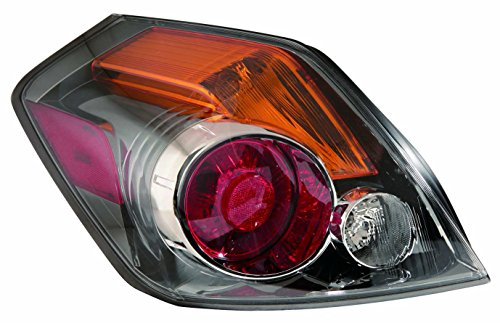 - Depo 315-1959L-AFN Nissan Altima Driver Side Tail Light Assembly