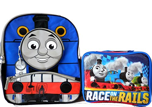 Rolling Backpack Friends (Thomas The Train Backpack Full Size School Backpack)
