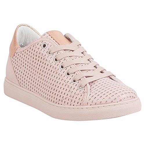 Miz Mooz Jive Womens Low-top Sneaker Rose