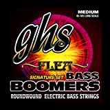 GHS Strings BASS BOOMERS M3045F FLEA Signature Set