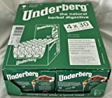 Underberg 4×30 Bottle Convenience Pack – Full Case