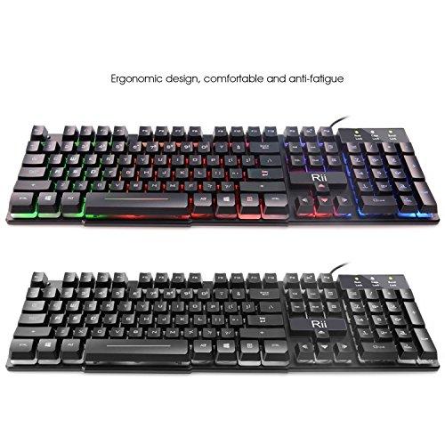51L4twk5urL - Rainbow Keyboard LED