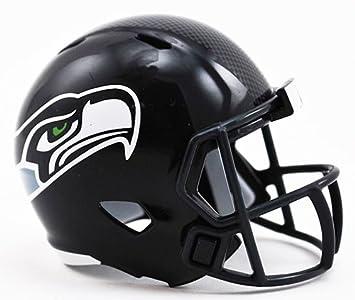 Seattle Seahawks NFL Cupcake decoración para tarta para/Mini casco de fútbol: Amazon.es: Deportes y aire libre