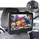 "Car Headrest Mount Holder, MAYOGA Universal Tablet Bracket Car Back Seat Headrest Bracket 360° Adjustable Rotating for iPad Air/Mini, Samsung Galaxy Tab, Portable DVD Player, Kindle Fire, 7-12"" Tablet"