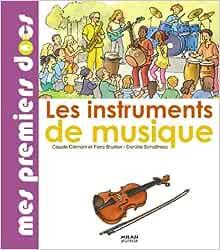 Bo/îte /à Musique Traditionnelle en Bois pour No/ël avec Horloge 30 cm Blanc et Rouge We Wish You a Merry Christmas