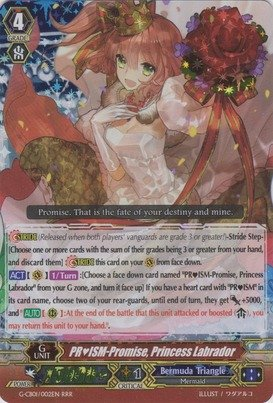 cardfight-vanguard-tcg-prism-promise-princess-labrador-g-cb01-002en-g-clan-booster-1-academy-of-diva