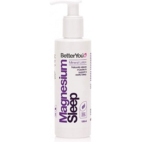 Better You Magnesio Descanso Locion Corporal 180Ml 400 g: Amazon.es: Salud y cuidado personal