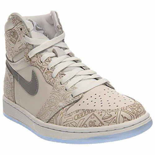 Men's Nike Air Jordan 1 Retro Hi OG Laser Basketball Shoes
