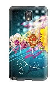 BdHBozU2631PoEbB Case Cover, Fashionable Galaxy Note 3 Case - P