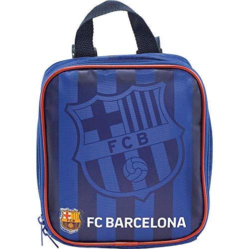 Lancheira Barcelona Blaugrana - 8984 - Artigo Escolar Barcelona, Azul