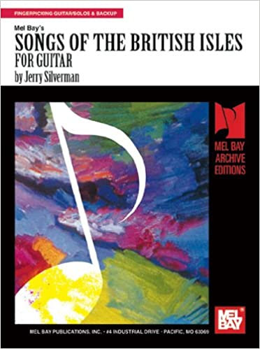 Download online Mel Bay's Songs of the British Isles for Guitar PDF