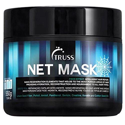 Truss Net Mask 550g 19.40oz Trusshair