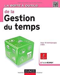 La boîte à outils de la gestion du temps par Pascale Bélorgey