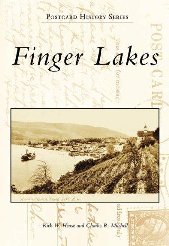 Finger Lakes (Postcard History: New York) by Kirk House - Mall Charles Shopping Lake